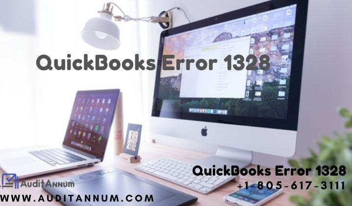QuickBooks Error 1328